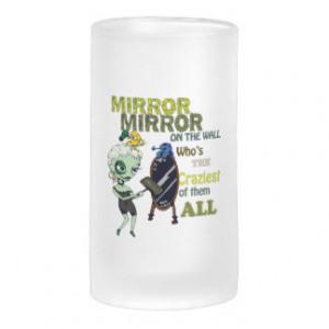 Mirror Mirror on the Wall Coffee Mugs
