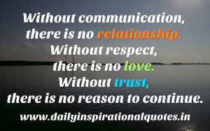 Related Pictures trust respect learn inspirational quotes