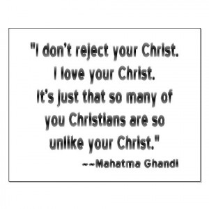 Quotes About Hypocrite Christians