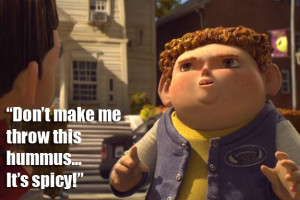 screencrush.com'ParaNorman' movie quote. Walt