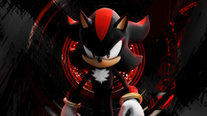 Shadow The Hedgehog Light Rock