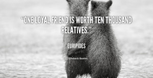 Friendship Loyalty Quotes Preview quote