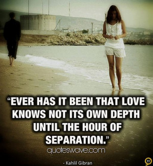 funny separation quotes