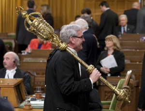 ... Hill sergeant-at-arms hailed as hero in Ottawa | Toronto Star
