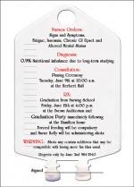 ... Nurse Graduation Announcement and Invitation Wordings for Nursing