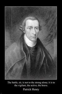 PATRICK-HENRY-portrait-POLITICIAN-USA-poster-GIVE-ME-LIBERTY-quote ...