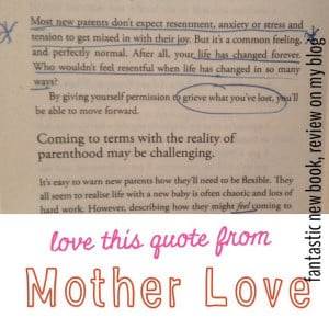 Mother Love – New Book on Embracing The Emotional Ups And Downs Of ...
