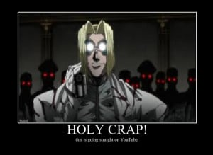 Cannons Alucard Hellsing Abridged Quotes