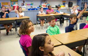 Sea Gate Elementary teacher Kathy Pitt fosters respect among students