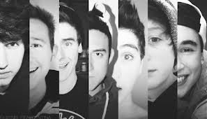 O2L Jc, Ricky, Connor, Ricardo, Sam, Trevor, and Kian