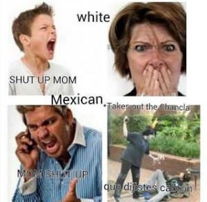 Mom Shut Up