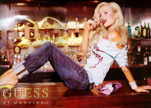 paris hilton for guess Paris Hilton Quotes
