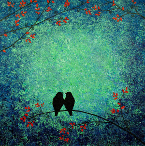 Beautiful Abstract Paintings of Love .. 3