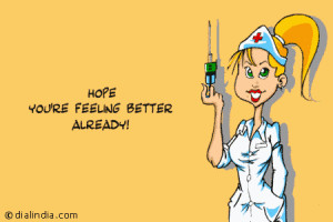 get well funny quotes