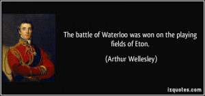 More Arthur Wellesley Quotes