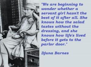 Djuna barnes famous quotes 4