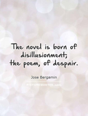 Poem Quotes Jose Bergamin Quotes