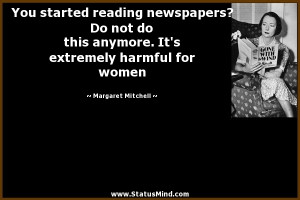 Margaret Mitchell Quotes