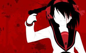 Anime Suicide Wallpaper | Anime Suicide Desktop Background: