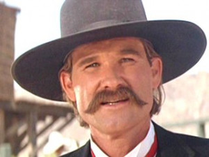 Kurt Russell in Tombstone