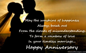 Happy Anniversary Quotes For Couples Happy anniversary and good