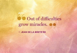 Growing, Miracle Quotes, Quotes About Hope, Infertility Hope Quotes ...