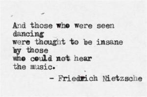 dance, music, quote, quotes