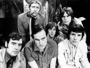 Monty Python reunion: Eric Idle, Michael Palin, John Cleese, Graham ...