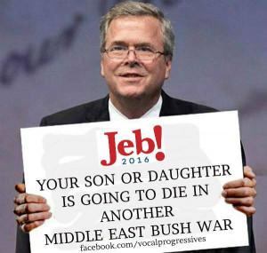 Jeb Bush is running for President