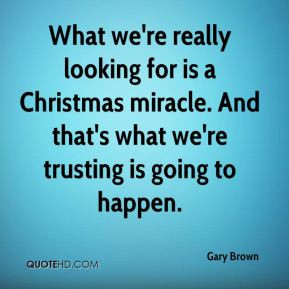 Christmas Miracle Quotes