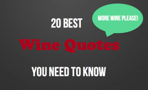 20 Best Wine Quotes You Need to Know