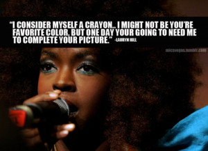lauryn hill quotes on life color inspirational love