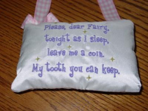 Tooth Fairy Projects