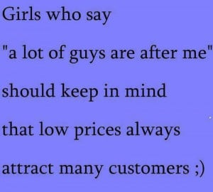 watch what you say ladies