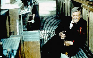 John Wayne: one last shot before the final farewell