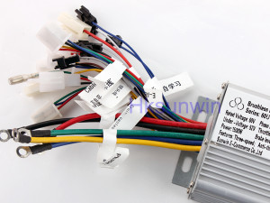 ... Electric Bicycle Brushless Speed Motor Controller For E-bike & Scooter