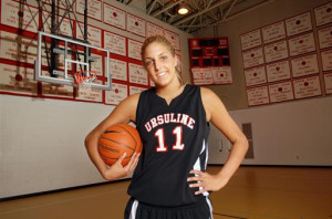 Elena Delle Donne Volleyball In volleyball, delle donne