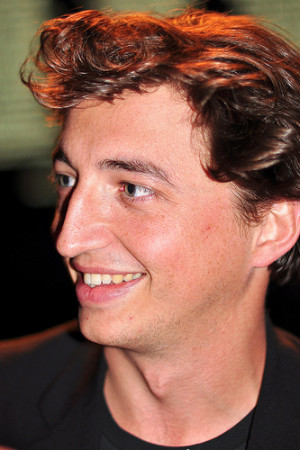that Benh Zeitlin is up for two Academy Awards, one of which is Best
