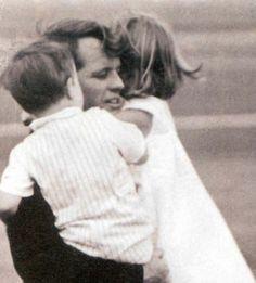 robert Francis Kennedy & Ethel skakel kennedy