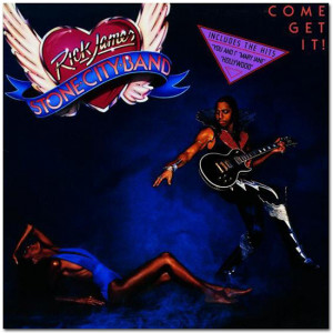 Store Home • Rick James • BEST SELLERS • Rick James - Come Get ...