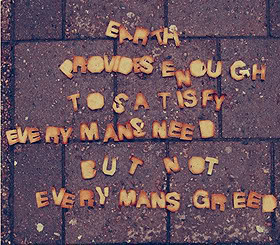 Greed Quotes & Sayings