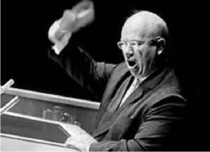 Nikita Khrushchev Quote – September 29, 1959?