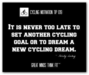 Cycling Motivation Tip and Quote #019