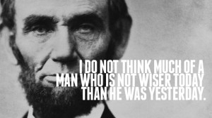 25 Famous Abraham Lincoln Quotes