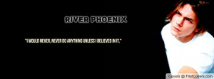 river phoenix cover