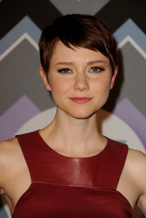 Valorie Curry Short...
