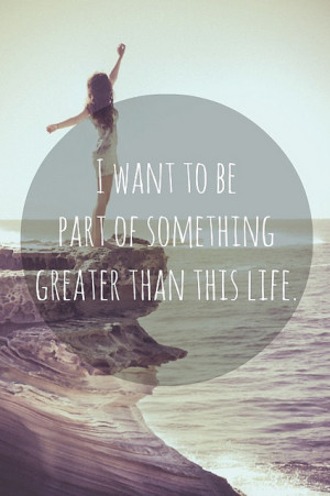 girl, life, quote, quotes, sea, want
