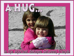 Hug Quotes Graphics, Pictures