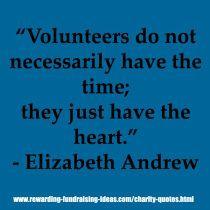 Quote on #Volunteers Andrew Quotes, Volunteers Quotes, Hospice Quotes ...