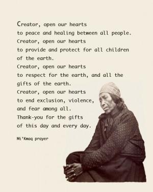 ... thanksgiving c fakepath m ikmaq micmac prayer for thanksgiving pdf 184